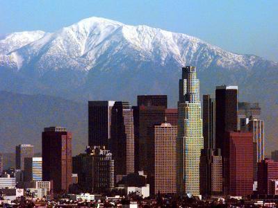 Los Angeles Mount Baldy