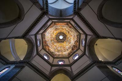 Under the Brunelleschi's Dome