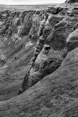 Horseshoe Bend BW 3 of 3