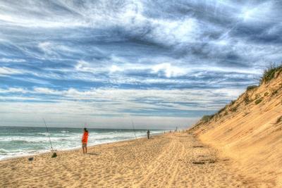 Cape Surf Fishing
