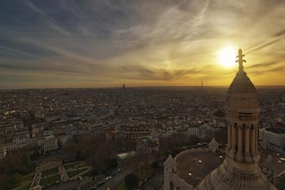 Sacré Coeur, Church, Paris, France