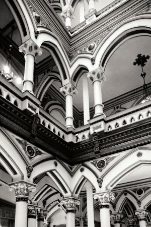 Moorish Balconies II