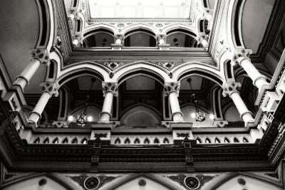 Moorish Balconies III
