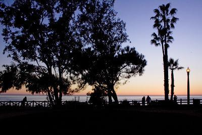 Sunset Promenade I