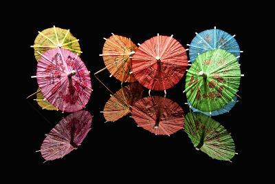 Cocktail Umbrellas I