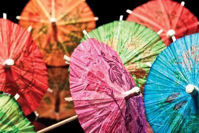 Cocktail Umbrellas III