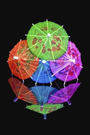Cocktail Umbrellas VII