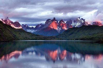 Dawn Torres del Paine