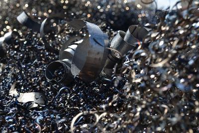 Metal Coils I