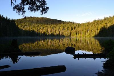 Morning at the Lake IV