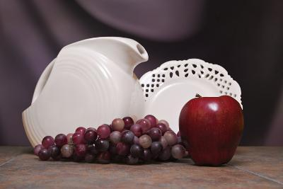 Pitcher with Fruit II