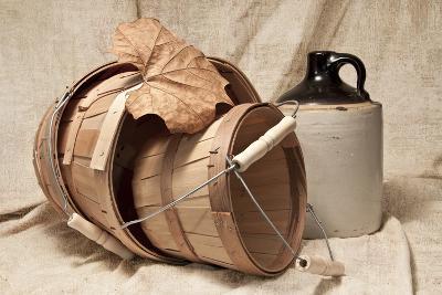 Baskets with Crock I