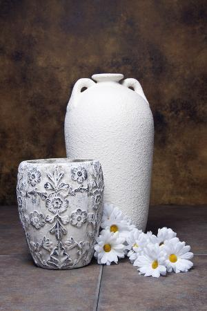 Vases with Daisies I