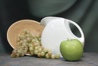 Pitcher with Fruit I