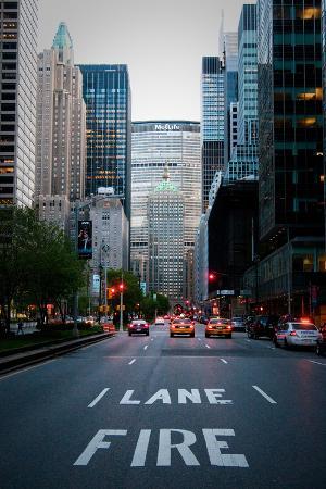 Manhattan Fire Lane