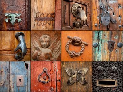 On the Door IV