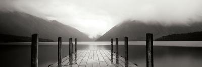 Serene Dock BW I