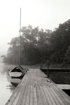 Docked II - BW