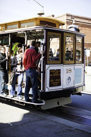 Riding the Trolley I
