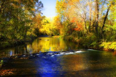 Autumn Waters II
