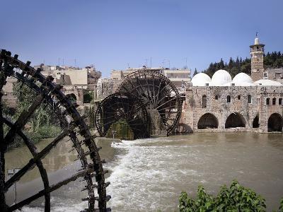 Waterwheel, Hama, Syria