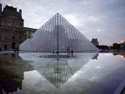Louvre Museum, Paris, France