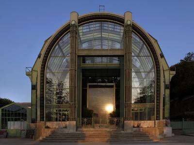 Museum National d'Histoire Naturelle, Jardin des Plantes (Botanical Gardens), Paris, France