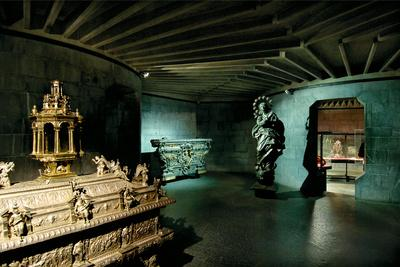 Treasure Museum of the San Lorenzo Cathedral, Genoa