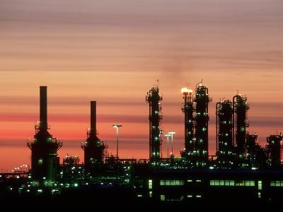 North Sea Gas Terminal, Buchan, Scotland