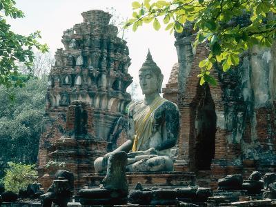 Buddhist Sculpture, Thailand