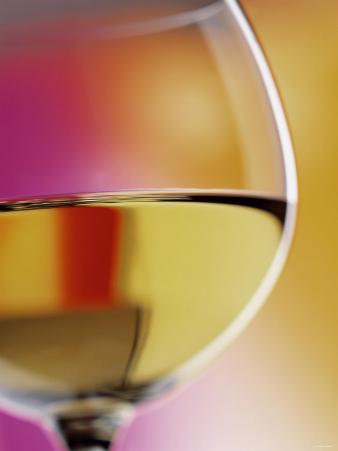 Sweet Wine in Glass