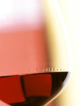 Classic Bordeaux Glass, 1/3 Full