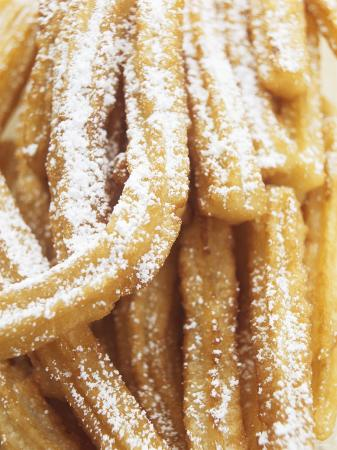 Churros (Spanish Fried Pastry Snack)