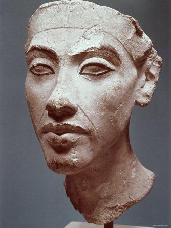 Akhenaton, c.1350 B.C.