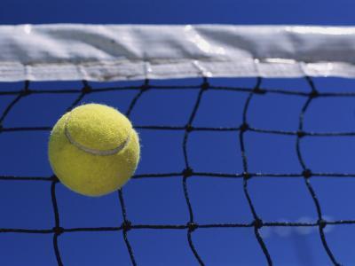 Tennis Ball Hitting Net