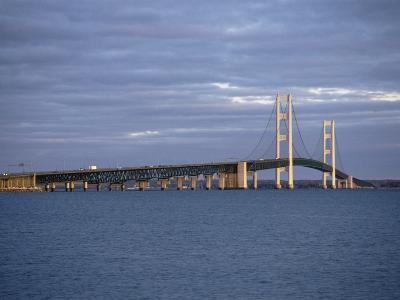 Mackinac Bridge, Michigan, USA