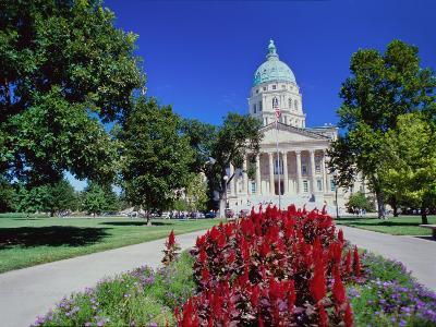 State Capitol, Kansas, USA
