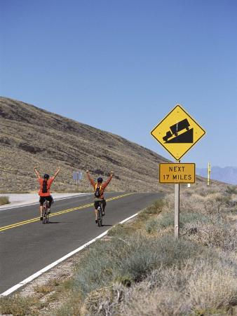 Near Death Valley, California, USA
