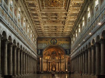 Basilica of St. Paul Outside the Walls Rome, Italy