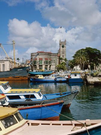 Brigetown, Barbados