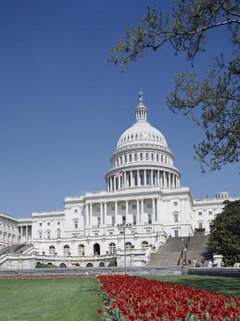 Capitol Building, Washington, D.C., USA