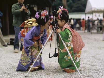Shichi-Go-San Festival, Japan