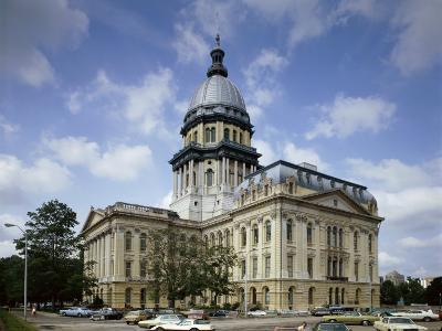 State Capitol, Springfield, Illinois, USA