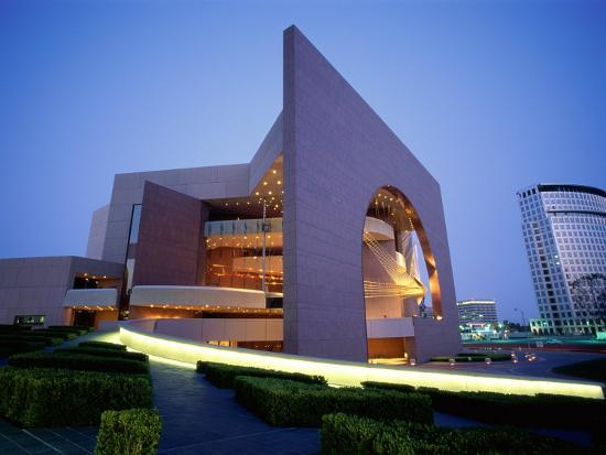 Orange County Performing Arts Center, Costa Mesa, California, USA