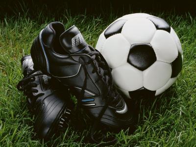 Soccer Still Life
