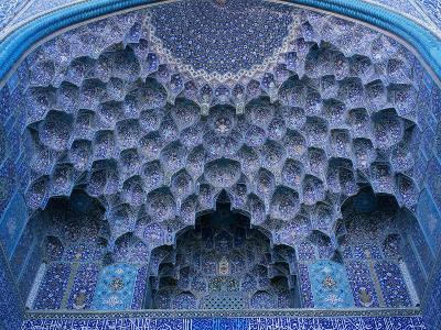 Royal Mosque Esfahan Iran