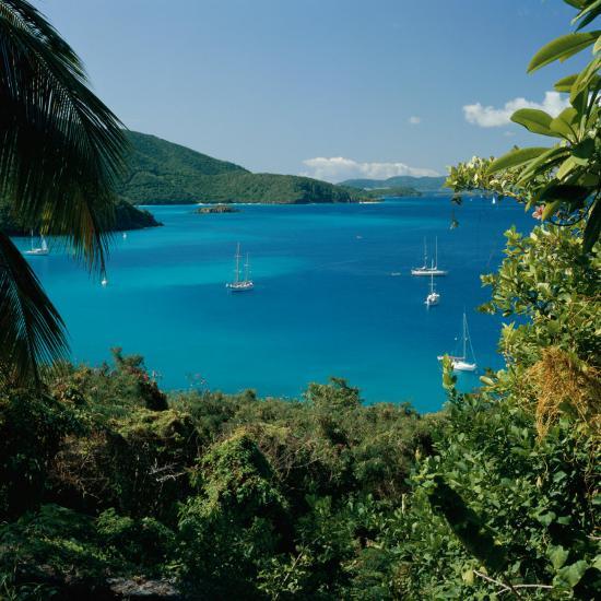 Virgin Islands: Virgin Islands National Park St. Johns Us Virgin Islands