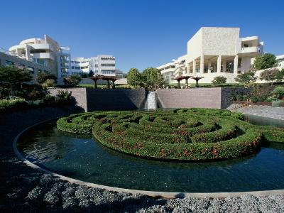 Getty Center, Los Angeles, California, USA
