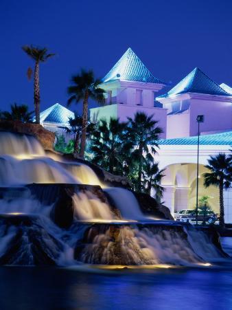 Casablanca Resort and Casino, Mesquite, Nevada, USA