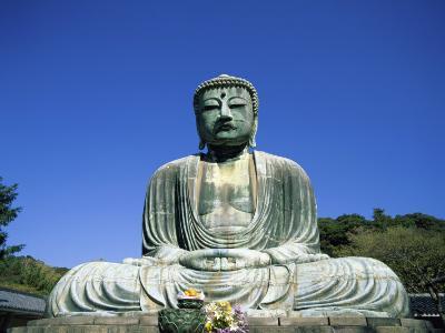 Great Buddha (Daibutsu) Kamakura Japan